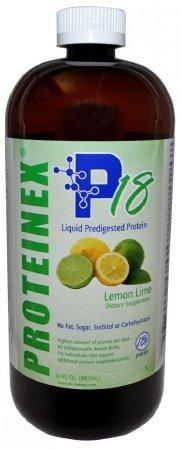 Oral Protein Supplement Proteinex Lemon-Lime 30 oz. Bottle Ready to Use 54859-535-30 Each/1
