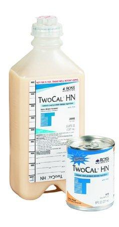 Oral Supplement / Tube Feeding Formula Twocal HN Butter Pecan 8 oz. Can Ready to Use 54064 Case/24