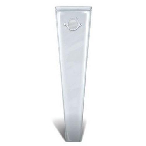 Ostomy Irrigation Sleeve Visi-Flow¨ Not Coded 2-3/4 Inch Flange 33 Inch Length 401914 Box/5