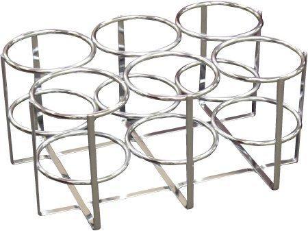 Oxygen Cylinder Rack E, D, C, M6 18116 Case/1 - 18165709