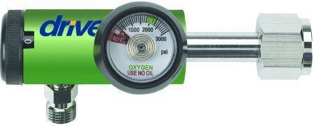 Oxygen Regulator 15 lpm 0-15 lpm 18304GN Each/1