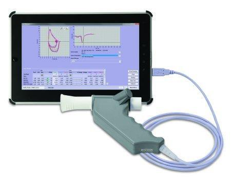 PC Spirometer McKesson LUMEON Without Dispaly Reusable Card / Disposable Mouthpiece 796 Each/1 - 79615709