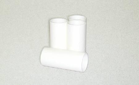 Peak Flowmeter Mouthpiece Cardboard Disposable 1805 Case/100