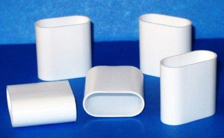 Peak Flowmeter Mouthpiece Personal Best Plastic Disposable HS757-100 Case/100