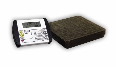 Physicians Scale Detecto Digital, Remote Read 400 X 0.2 lbs. Black Batteries DR400-750 Each/1