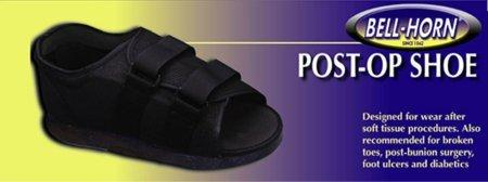 Post-Op Shoe Medium Male BH81135 Each/1