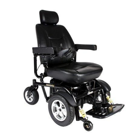 Power Wheelchair Trident HD 22 Inch 450 lbs. 2850HD-22 Each/1 - 70754200