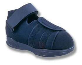 Pressure Relief Shoe X-Large Black Male 62865 Each/1