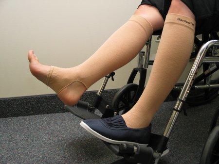 Protective Leg Sleeve GeriLeg Medium 20-200 Pair/2