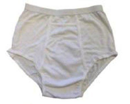 Protective Underwear TotalDry Male Cotton / Polyester Medium Pull On SP6643 Case/144