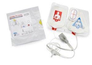 Resuscitation Electrode 8900-0214-01 Case/8