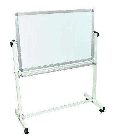 Reversible Dry Erase Board 36 W X 24 H Inch White MB3624WW Each/1