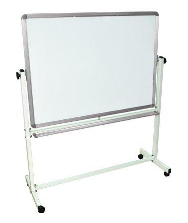 Reversible White Board 48 W X 36 H Inch MB4836WW Each/1