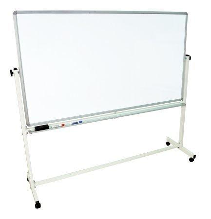 Reversible White Board 72 W X 40 H Inch MB7240WW Each/1