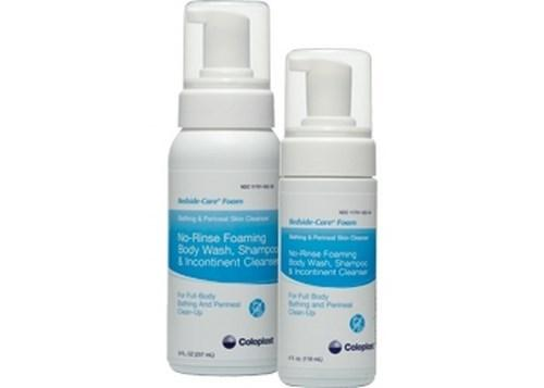 Rinse-Free Shampoo and Body Wash Bedside-Care¨ Foam 8.1 oz Pump Bottle Scented 67145 Each/1