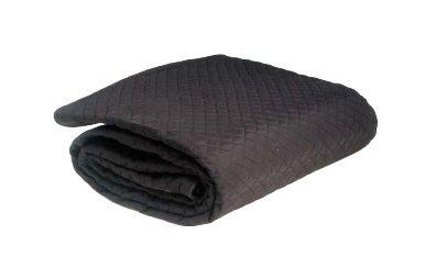 Safety Pillow / Bedroll 60 X 85 Inch Black Reusable HPW-100 Each/1