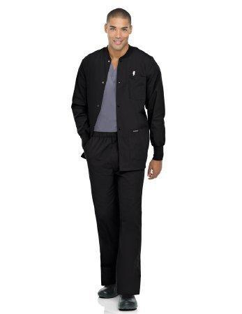 Scrub Pants 3 X-Large Black Male 73007661 Each/1