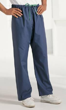 Scrub Pants A-1 Medium Marine Blue Unisex 46888-175 Each/1