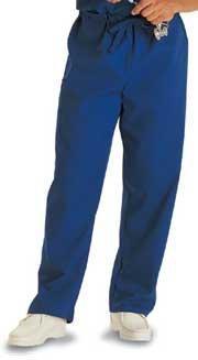 Scrub Pants Fundamentals X-Small Navy Unisex 14920-014-XS Each/1