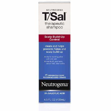 Shampoo Neutrogena T/Sal 4.5 oz. Squeeze Bottle Unscented 10070501096502 Each/1
