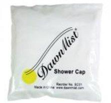 Shower Cap DawnMist One Size Fits Most Clear SC01 Case/2000