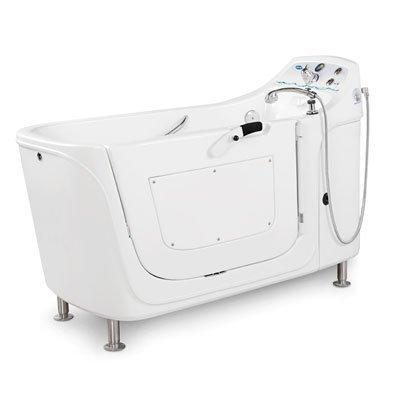 Side Entry Whirlpool Tub with Seat Lift TheraPure White IH1900IH3652GW Each/1