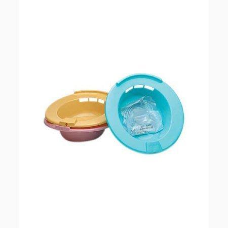 Sitz Bath Round Rose Polypropylene H990-10 Case/10