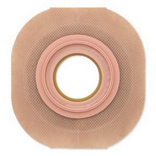 Skin Barrier New Imageª FlexTendª Pre-Cut, Extended Wear 2-1/4 Inch Flange Red Code 1-1/2 Inch Stoma 13908 Box/5