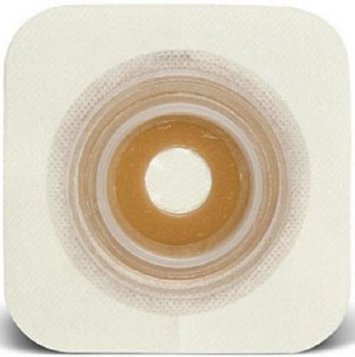 Skin Barrier SUR-FIT Natura¨ Stomahesive¨ Trim to Fit 57 mm 2-Piece 33 to 45 mm Stoma 413423 Box/10