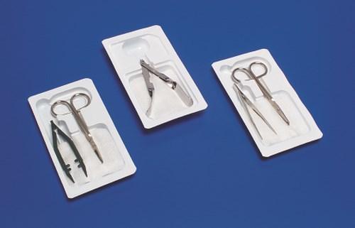 Skin Staple Remover Kit Curityª Metal Plier Style Handle 66700 Carton/12