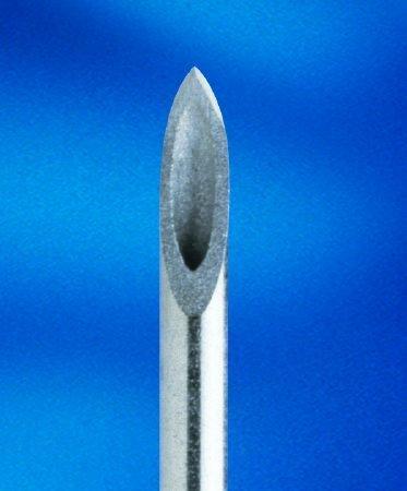 Spinal Needle BD Quincke 25 Gauge 2 Inch Short, Neonatal 405078 Case/100