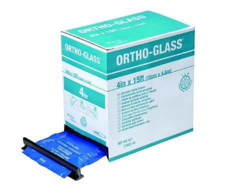 Splint Roll Ortho-Glass 5 Inch X 15 Foot Fiberglass White OG-5L2 Case/2