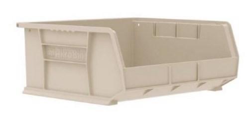 Storage Bin AKRO-Mils¨ 6-3/4 X 12 X 14 Inch Polymer 30250GREEN Case/6