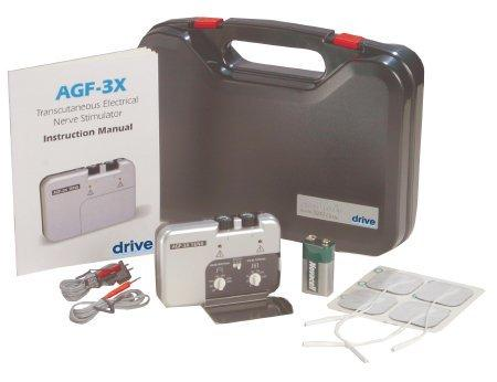TENS Unit AGF-3X 2-Channel AGF-3X Box/1