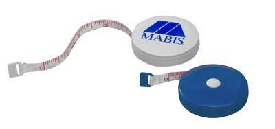 Tape Measure 1/4 W X 60 L Inch Reusable 35-780-000 Each/1