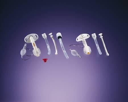 Tracheostomy Tube Shiley Fenestrated Size 10 Cuffed 10FEN Each/1