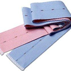 Transducer Belt Life Trace Buttonhole Style, Pink and Blue, 2-3/8 X 48 Inch Fetal Monitoring 31410270 Case/50