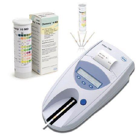 Urine Chemistry Analyzer Starter Kit Chemstrip 50B CLIA Waived 03617556679 Each/1