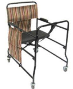 Walker / Chair Combination Large Merry Walker Bariatric Steel 600 lbs. 311026 Each/1