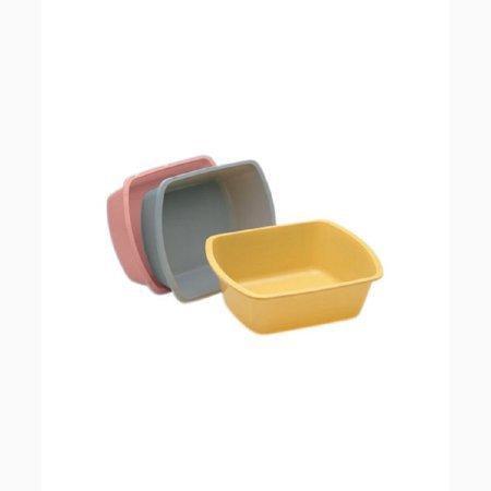 Wash Basin Polypropylene 6 Quart Rectangle H360-10 Each/1
