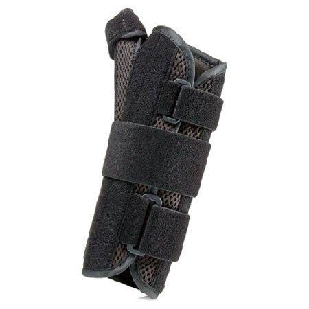 Wrist Splint PROLITE Right Hand Black Small / Medium 7571850 Each/1